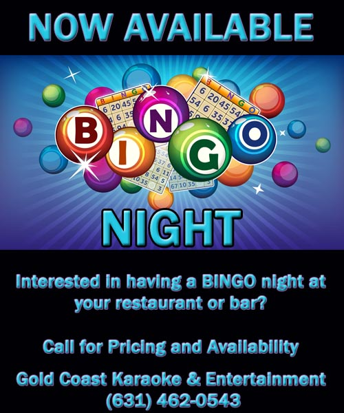 BINGO NIGHT 2