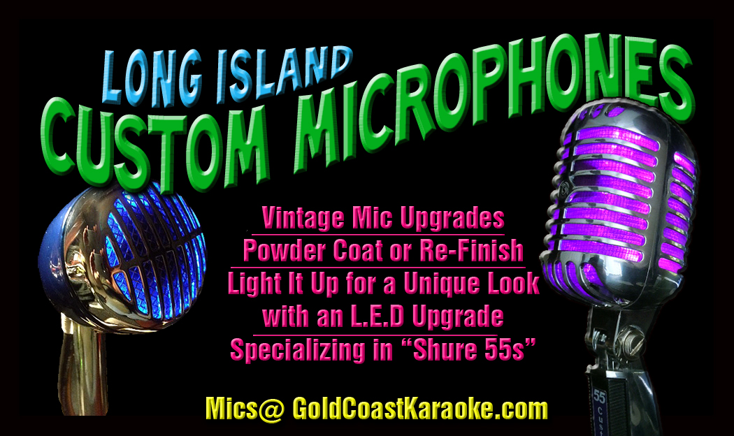 Long Island Custom Mics just email